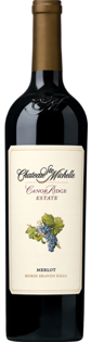Chateau Ste. Michelle Merlot Canoe Ridge Estate 2012 750ml